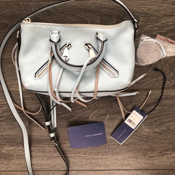 Rebecca Minkoff Handbags - Light blue Rebecca Minkoff Crossbody